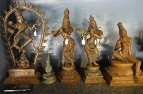 götterfiguren